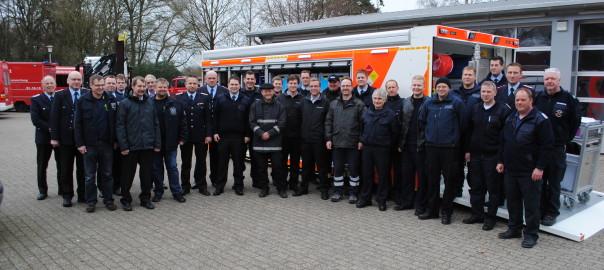 28.03.2015 – Arbeitskreis der Gefahrgutzugführer tagte in Elmendorf