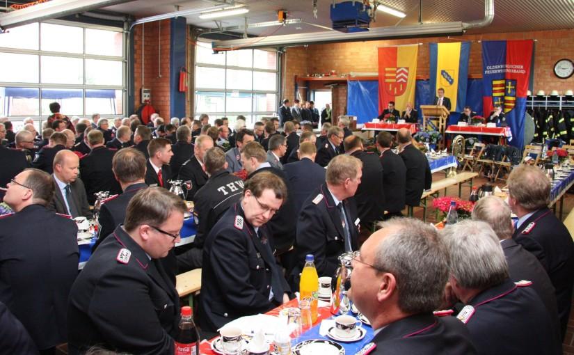 25.04.2015 – Kreisfeuerwehrverbandstag in Rechterfeld