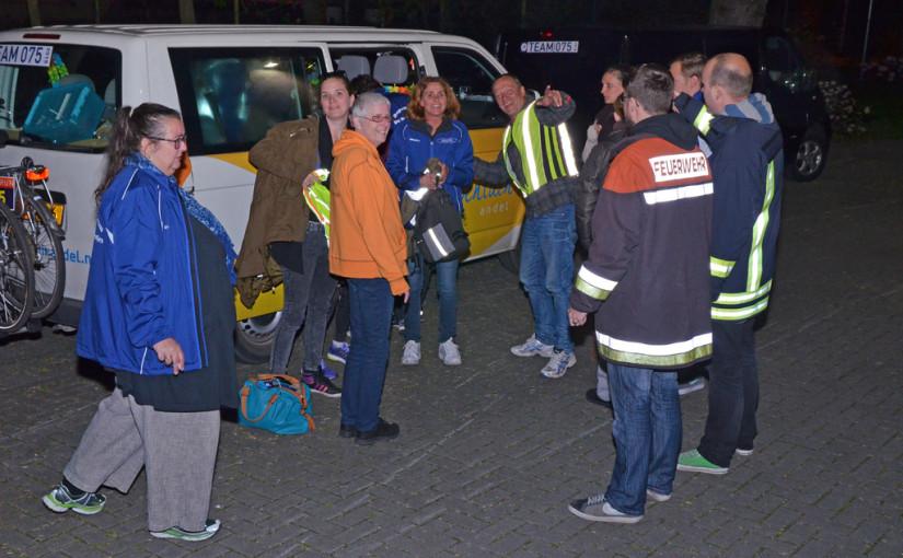 23.05.2015 – ROPARUN Team legt bei der Feuerwehr Zwischenstopp ein