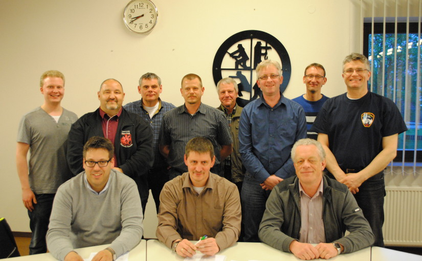 29.04.2015 – Die Webmaster der Kreisfeuerwehrverbände trafen sich in Vechta