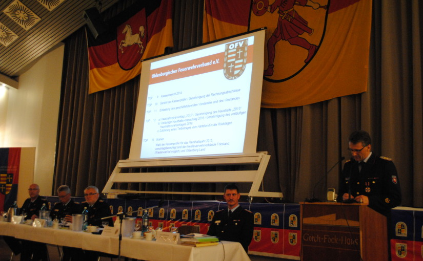 09.05.2015 – OFV Vertreterversammlung im Gorch-Fock-Haus