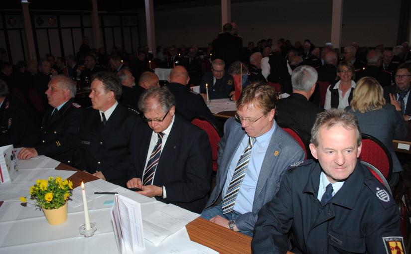 24.04.2015 – Kreisfeuerwehrverband Friesland führt Verbandsversammlung durch