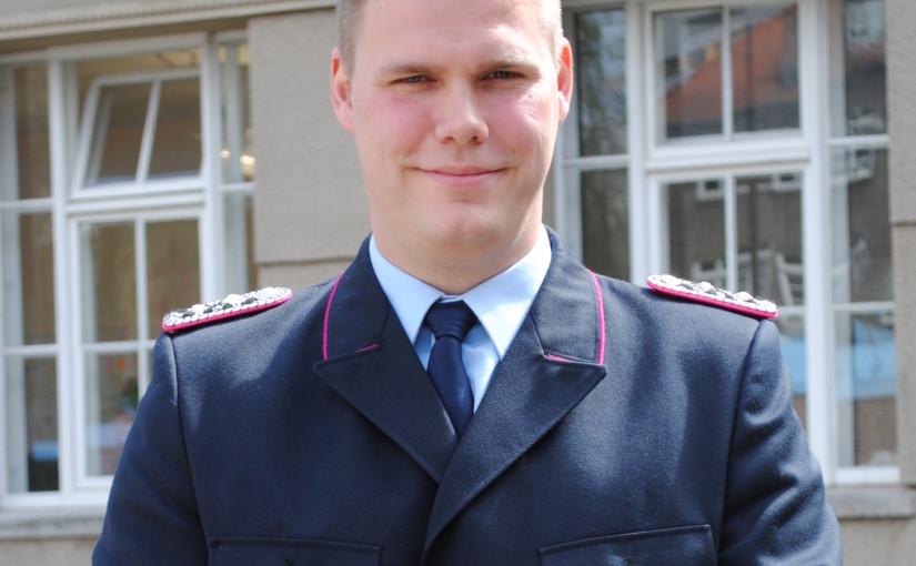22.04.2015 – Torben Lange zum stv. Stadtbrandmeister ernannt