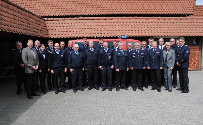 23.04.2015 – Kreisbrandmeister Dienstbesprechung in Brake
