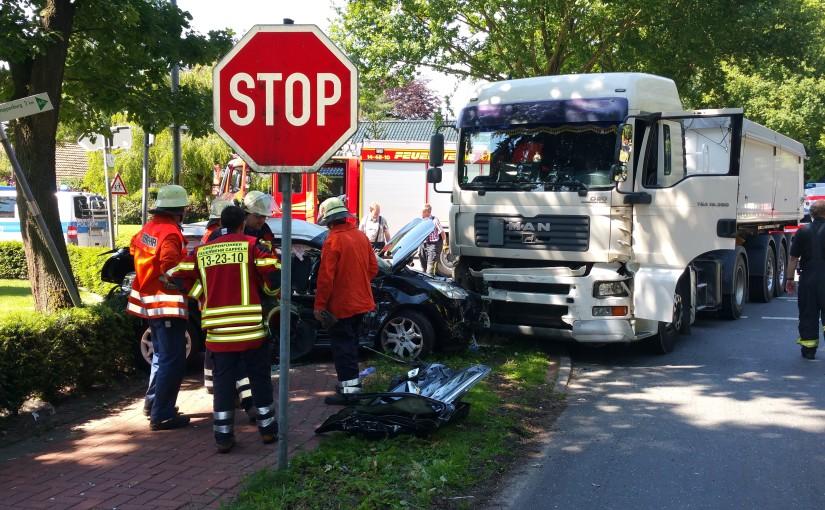 11.06.2015 – Verkehrsunfall mit tödlichen Ausgang
