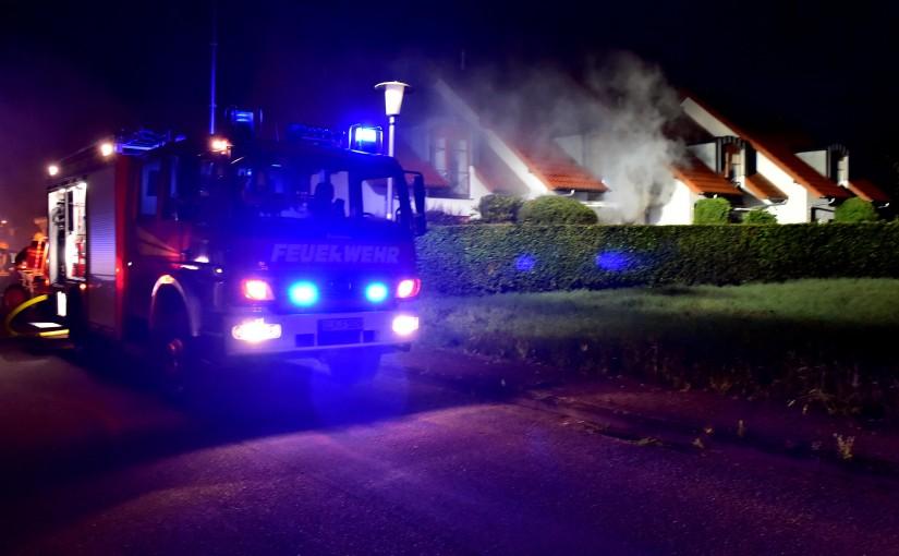 06.07.2015 – Nachbarn bemerken Küchenbrand und retten Bewohner