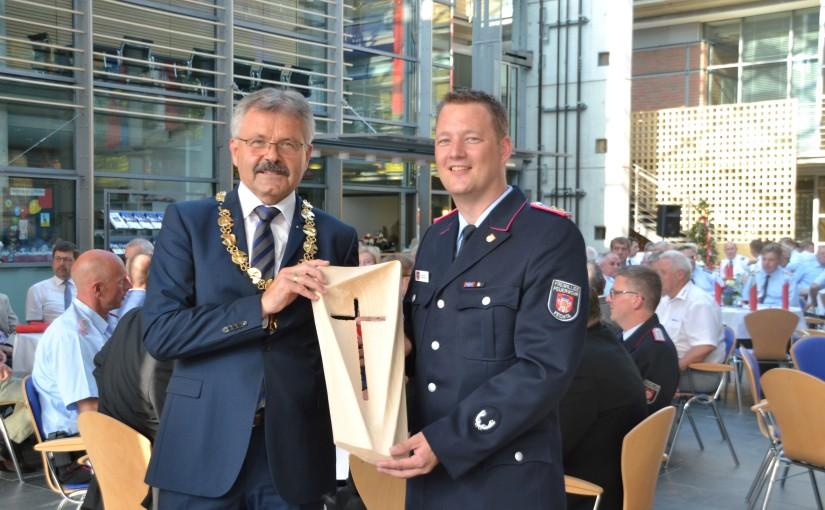 22.08.2015 – Feuerwehr Vechta feiert 125 Jahre mit einem Festakt