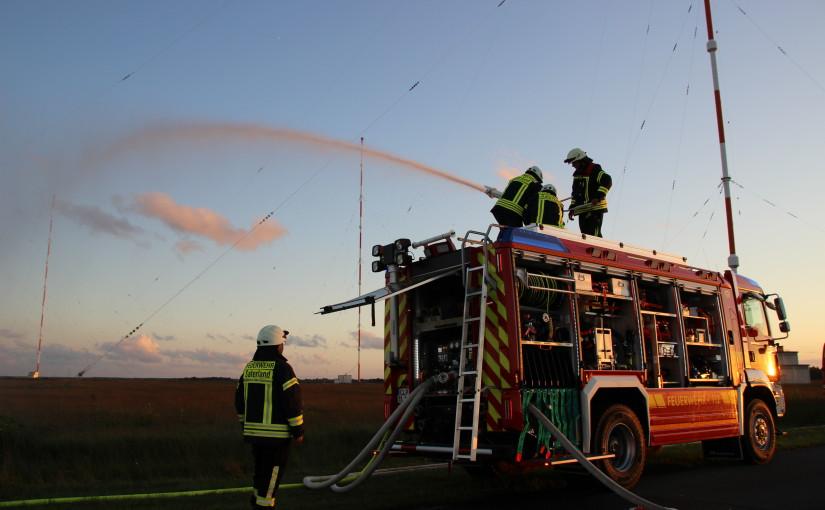 01.09.2015 – Einsatzübung der Feuerwehren Ramsloh und Scharrel