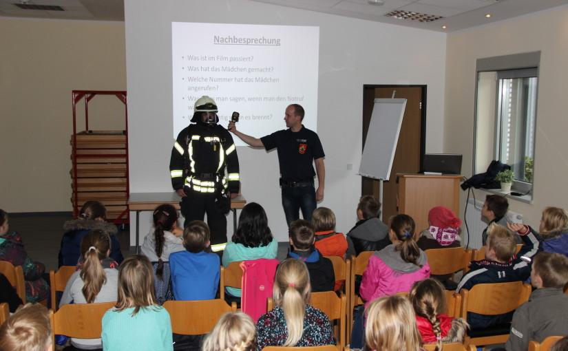 14.10.2015 – Brandschutzerziehung bei der Feuerwehr