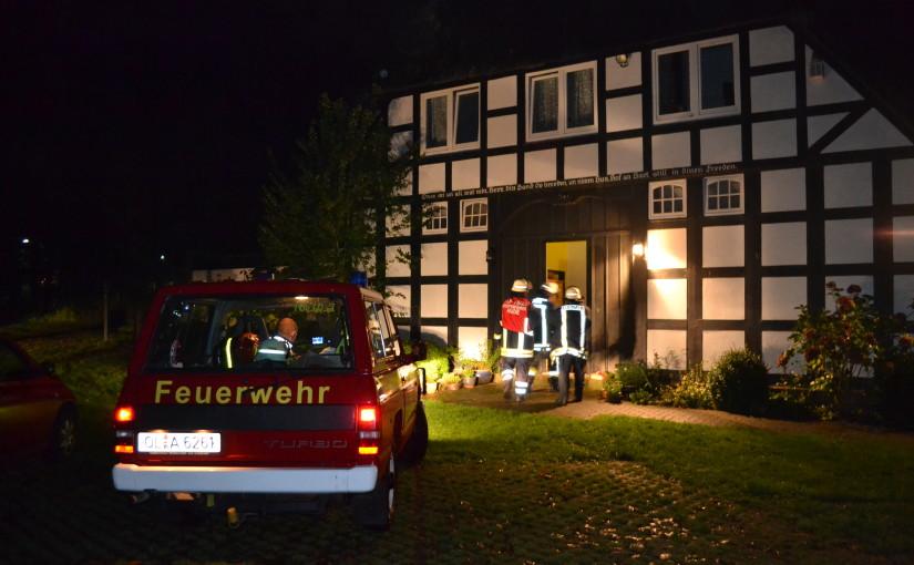 18.10.2015 – Auslösung der Brandmeldeanlage im Kinderheim