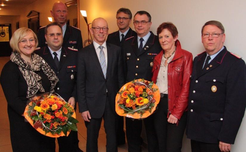 20.11.2015 – Verabschiedung stv. Kreisbrandmeister Johannes Malik und Ernennung seines Nachfolger