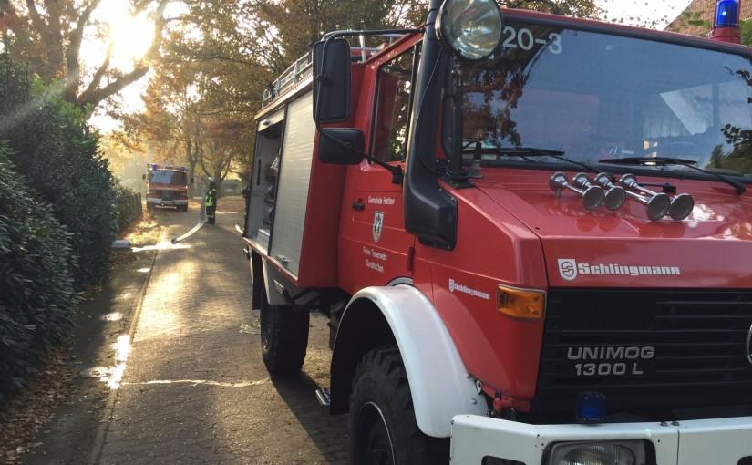 31.10.2015 – Im Seniorenwohnheim löst die Brandmeldeanlage aus