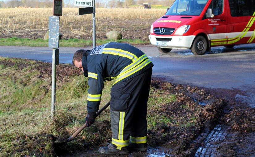 28.11.2015 – Hydranten für den Winterbetrieb fit gemacht
