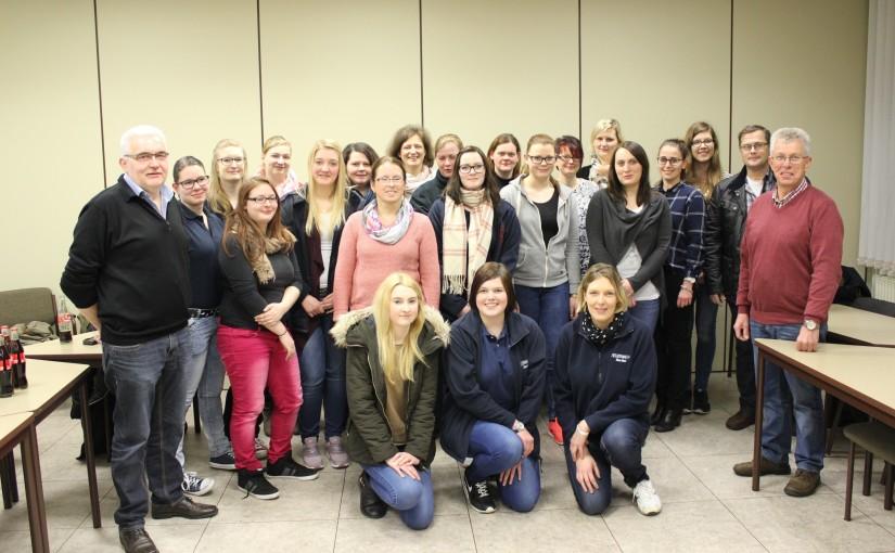 17.02.2016 – Frauenpower bei den Feuerwehren im Landkreis Cloppenburg