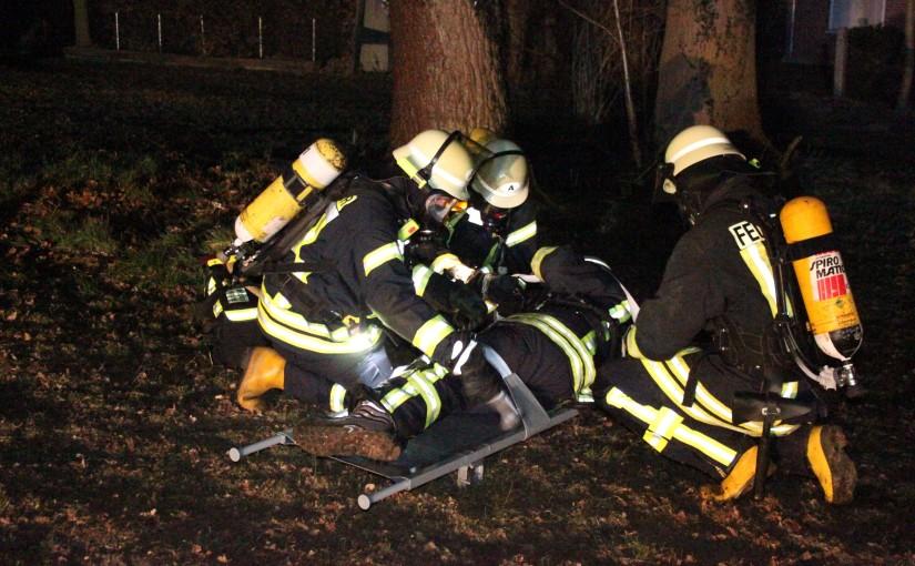 21.03.2016 – Gemeinsamer Übungsdienst der Feuerwehren