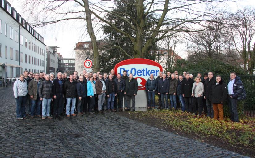 02.03.2016 – Kreisfeuerwehr besucht Schlingmann und Dr. Oetker