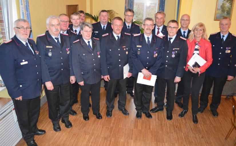 05.03.2016 – Vertreterversammlung des Kreisfeuerwehrverbandes Landkreis Oldenburg