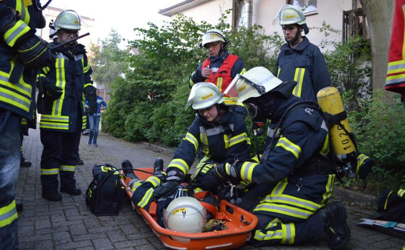 01.08.2016 – Einsatzübung der Freiwilligen Feuerwehr Hude und Neuenkoop