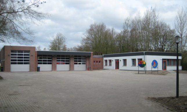 Neues Gerätehaus der Freiwilligen Feuerwehr Ofenerdiek / Bild: Feuerwehr Oldenburg